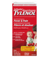 Infants' Tylenol Fever & Pain Suspension Drops Cherry