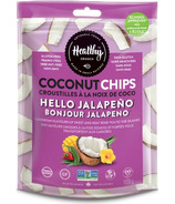 Healthy Crunch Hello Jalapeno Coconut Chips