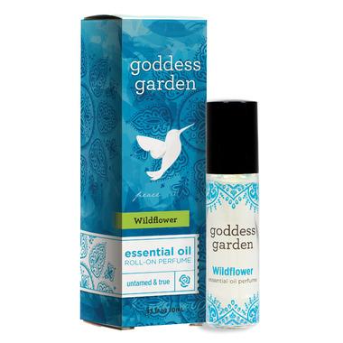 Goddess Garden Wildflower Perfume