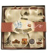 Pirate's Treasure Cookie Cutter Set