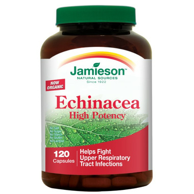 Jamieson High Potency Echinacea