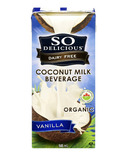 So Delicious Organic Vanilla Coconut Milk