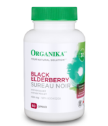 Organika Black Elderberry