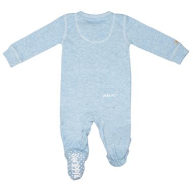 Juddies Breathe-Eze Sleeper Blue Fleck