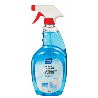Savvy Home Glass Cleaner