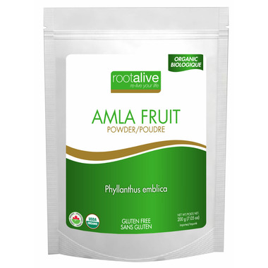 Rootalive Organic Amla Fruit Powder