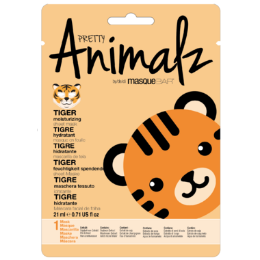 masque BAR Pretty Animalz Tiger