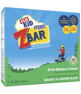 Clif Kids Organic Zbar Iced Oatmeal Cookie