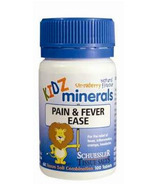 Martin & Pleasance Pain & Fever Ease Kidz Minerals