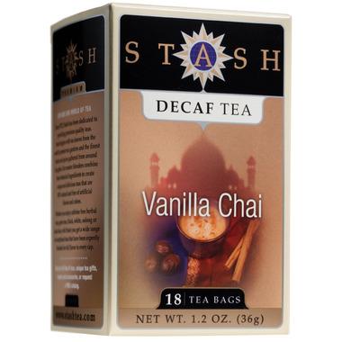 Stash Vanilla Chai Decaf Tea