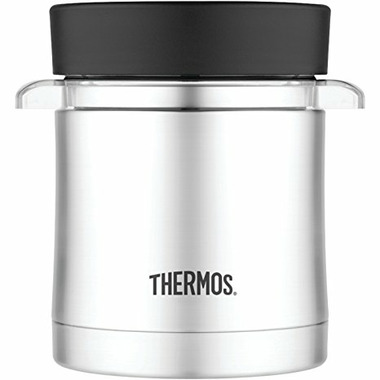 Thermos Stainless Steel Food Jar With Micro Container Stainless Steel