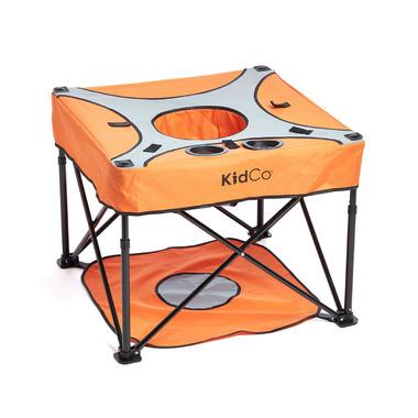 KidCo GoPod Travel Activity Seat Tangerine
