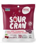 Patience Fruit & Co Sour Cran Dried Cranberries Candies Cherry