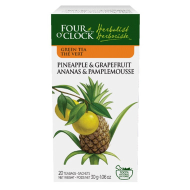 Four O\'Clock Pineapple & Grapefruit Digestive Tea