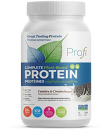 Profi Plant-Based Protein Powder Cookies & Cream