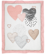 Lambs & Ivy Heart to Heart Signature Quilt