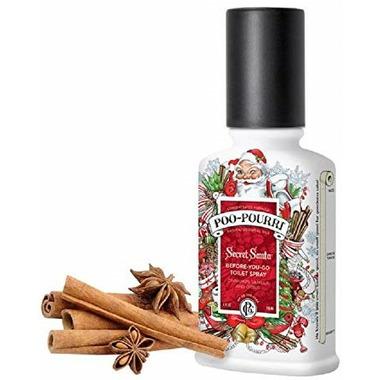 Poo-Pourri Secret Santa Toilet Spray