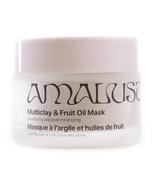 Amalusta Multiclay & Fruit Oil Mask