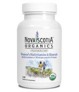 Nova Scotia Organics Women's Multivitamins & Minerals