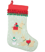 Now Designs Stocking Fa La La La Llama