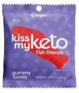 Kiss My Keto Fish Friends Gummies