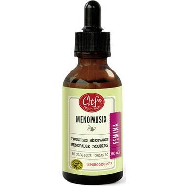 Clef Des Champs Organic Menopausix Tincture
