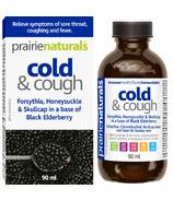 Prairie Naturals Cough & Cold