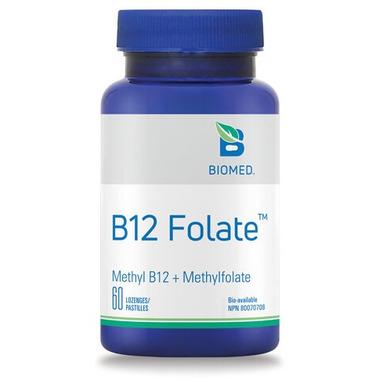 Biomed B12 Folate