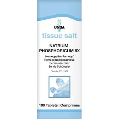 UNDA Natrium Phosphoricum 6x