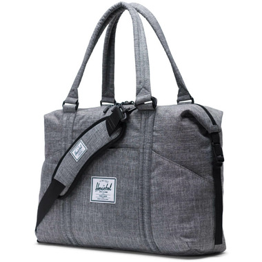Herschel Supply Strand Sprout Raven Crosshatch