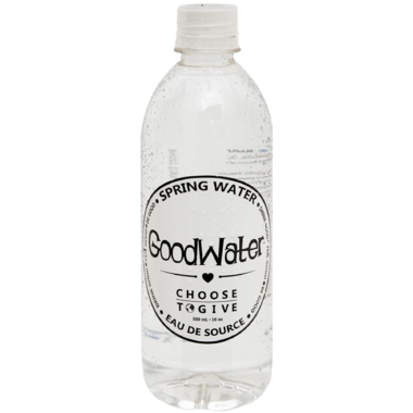 GoodDrink GoodWater Spring Water