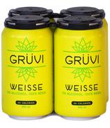 Sour Weisse sans alcool de Gruvi