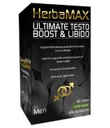 HerbaMax Inc Ultimate Testo & Libido Boost