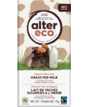 Alter Eco Organic Chocolate with Salted Almonds