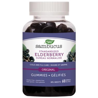 Nature\'s Way Sambucus Gummies