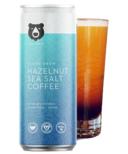 Two Bears Flash Brew Coffee Hazelnut Sea Salt