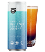 Two Bears Flash Brew Coffee Hazelnut Sea Salt