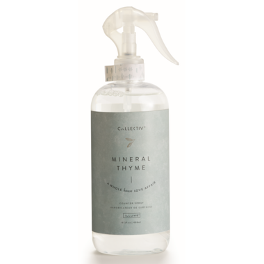 Illume Mineral Thyme Counter Spray