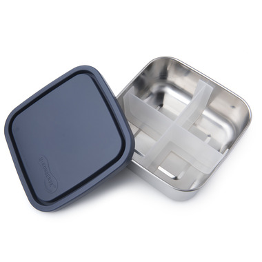 U-Konserve Divided Medium To-Go Stainless Steel Container in Ocean