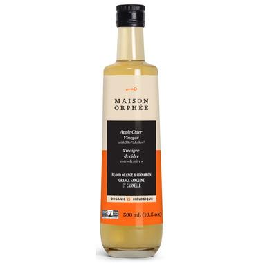 Maison Orphee Organic Apple Cider Vinegar Blood Orange Cinnamon