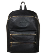 The Honest Company City Backpack Diaper Bag Black