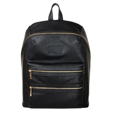 The Honest Company Black City Backpack