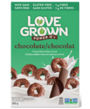 Love Grown Chocolate Power O's Cereals