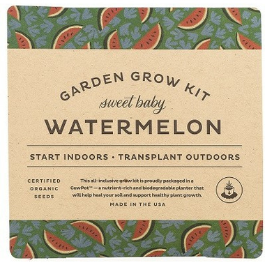 Modern Sprout Garden Drop-In Kit Watermelon