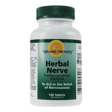 Nature\'s Harmony Herbal Nerve
