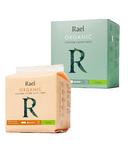 Rael Organic Large Pad & Long Liner Bundle