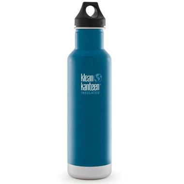 Klean Kanteen Classic Vacuum Insulated Water Bottle with Loop Cap