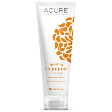Acure Ultra- Hydrating Shampoo with Argan Oil