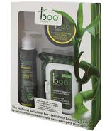 Boo Bamboo coffret de soins pour la peau