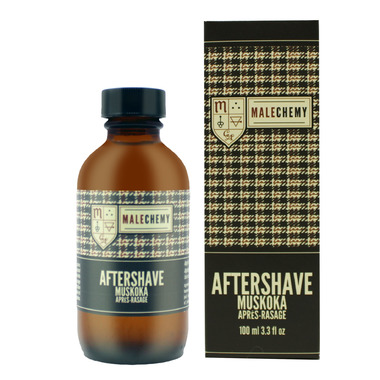 Cocoon Apothecary Malechemy Muskoka Aftershave